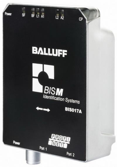 巴鲁夫推出精益的追溯性解决方案 -  一体式RFID阅读器BIS M-4008