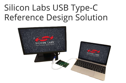 Silicon Labs USB Type-C参考设计使开发人员快速上手
