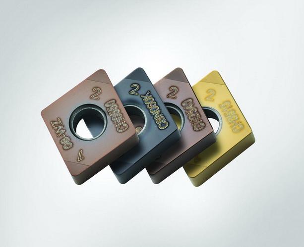 山高拓展了用于硬材料车削加工的 PCBN 材质产品系列