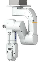 爱普生推出折叠机械臂式6轴机器人N2-A450