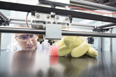 K 2016:科思创开发出可用于3D打印的新材料