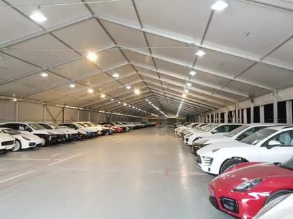 劳斯伯格装配式建筑提升汽车物流效率
