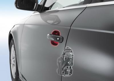 凯毅德推出集成碰撞安全系统的轻量化门锁