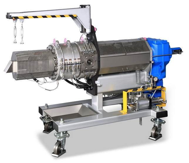 Nordson 推出的全自动自清洁 BKG® HiCon™ R-Type 250 系统