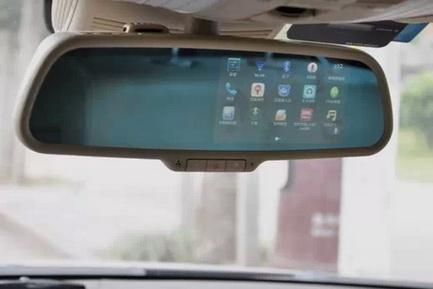大联大物联专区联合厂商推出基于展讯的汽车后视镜显示器解决方案
