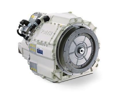 福伊特将于轨道交通技术展览会上展出新型液力传动箱S111