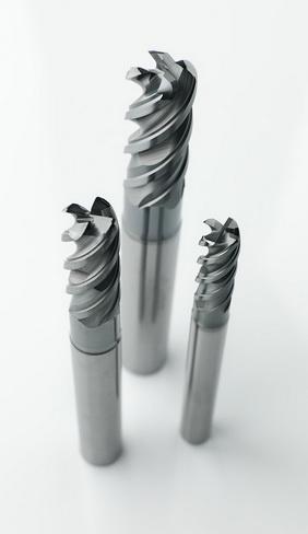 应用领域更加广泛的小颈硬质合金立铣刀Jabro®-Solid2 JS554