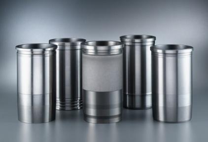 辉门动力总成超高强度材料可减少重型气缸套变形