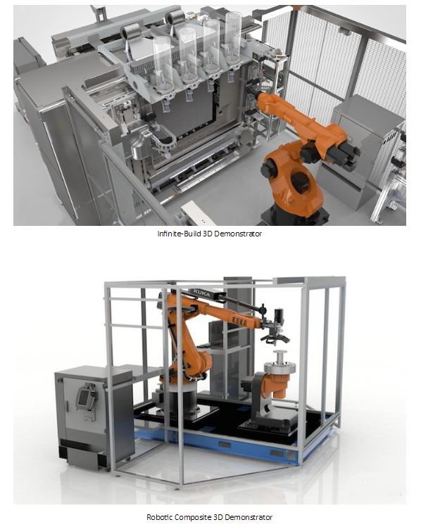 Stratasys展示两款下一代工业级3D打印解决方案