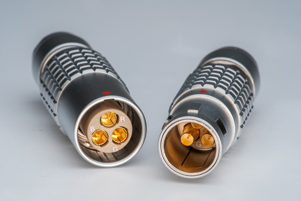 LEMO针对RG 179 B/U电缆推出新的3GHz同轴针芯(75 ohms)