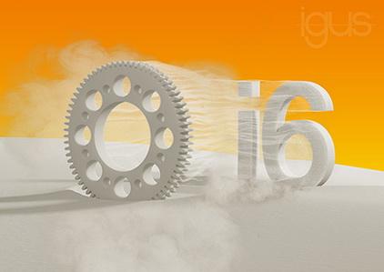来自igus的3D打印齿轮在测试中击败标准材料