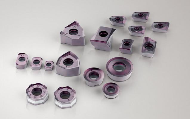 山高 MP2050 刀片材质等级攻克高强度的耐热材料