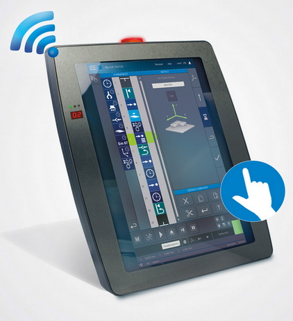 SIGMATEK推出带无线,多点触控及安全功能的HGW 1033操作面板