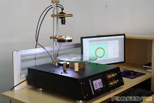 机器视觉教学实验台