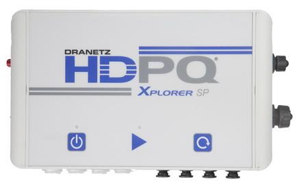 美国Dranetz推出能在相位测量中充电的HDPQ SP电能监测仪