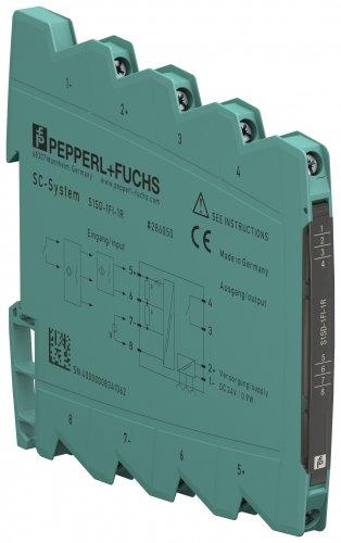 倍加福推出外壳仅6 mm含重启抑制功能的转速监视器