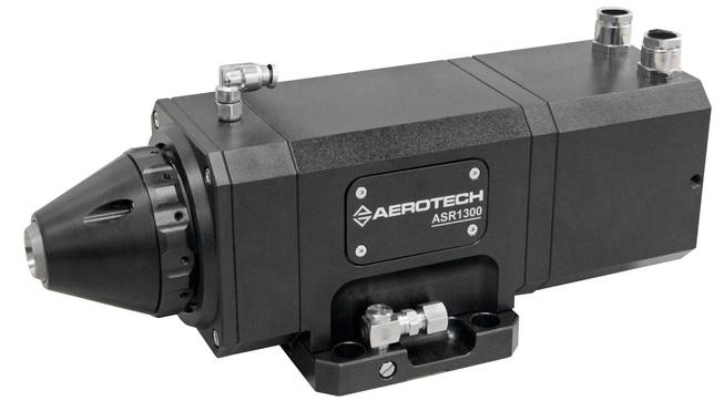Aerotech推出带夹头卡盘的高速直接驱动旋转台