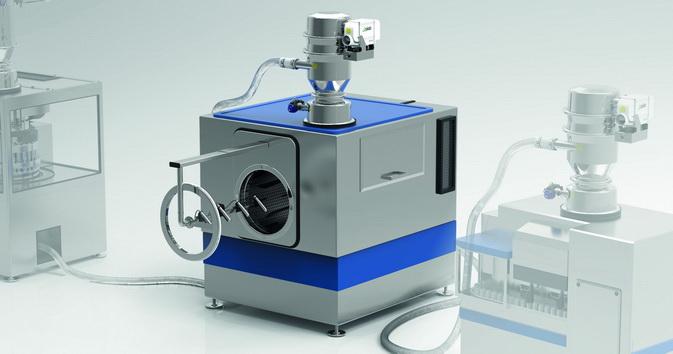 Piab片剂专用真空输送机 以开创性流量控制技术实现温和输送