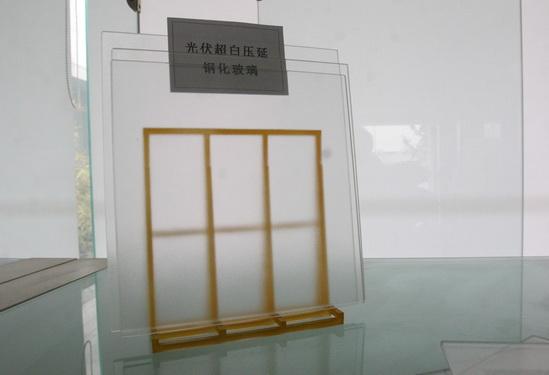 光伏压延玻璃