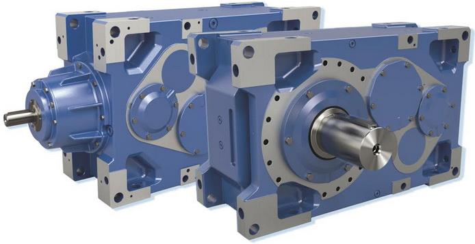 诺德展出两款新的额定扭矩为15kNm和20 kNm的工业齿轮箱