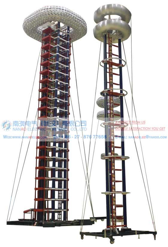 NAIVG全自动雷电冲击电压发生器
