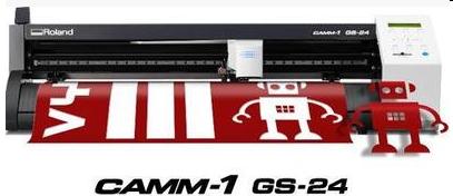 日本原厂正品新款罗兰台式切割机GS-24!