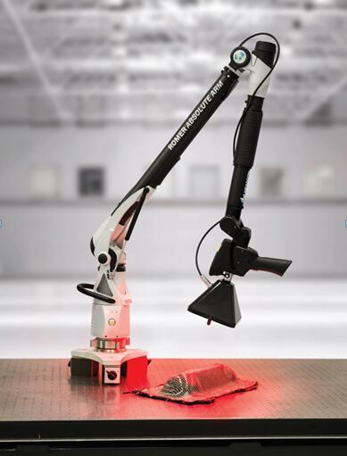 黑科技革命!海克斯康推出业内首款碳纤维检测系统
