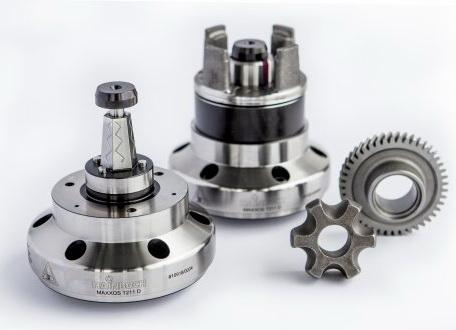 Hainbuch Maxxos T211:六棱锥形超强芯轴 拥有更强的加工可靠性及最佳的切割性能
