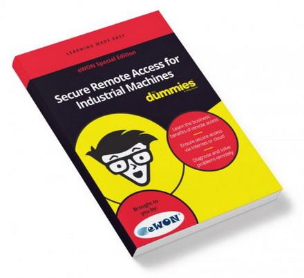 新书:入门必读 - 为工业机器提供安全的远程访问