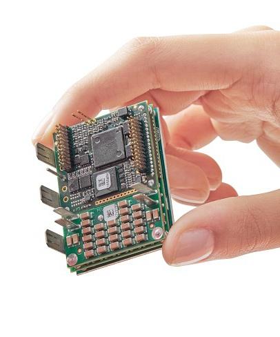 Elmo 运动控制公司将全球最小伺服驱动器的功率翻倍