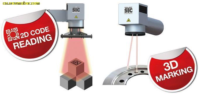 西刻标识推出新的激光打标系列 - 模块化、可升级,让您物有所值