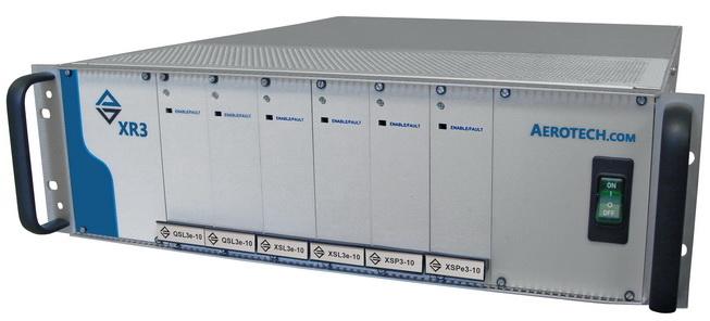 Aerotech, 用于有刷、无刷和步进电机的具有光纤接口的六轴驱动装置