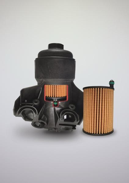 Hengst多功能机油滤清器模块将用于新的大众发动机