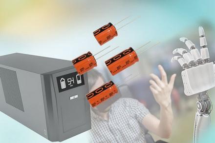 Vishay公司推出适用于恶劣环境的新型高压ENYCAP储能电容器