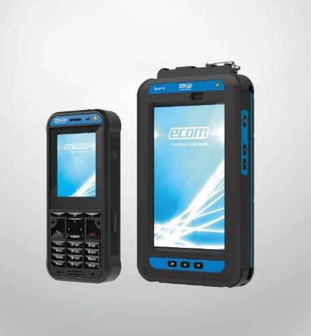 ecom推出新的功能手机和平板电脑系列旗舰产品