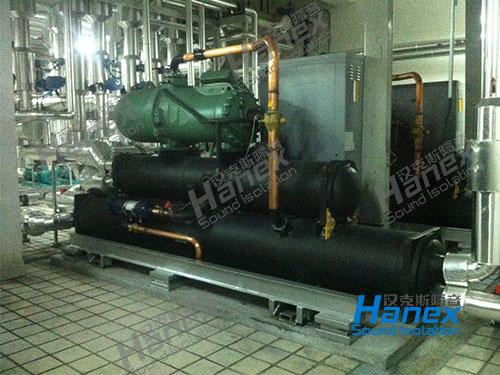 增压泵噪音治理,增压泵降噪