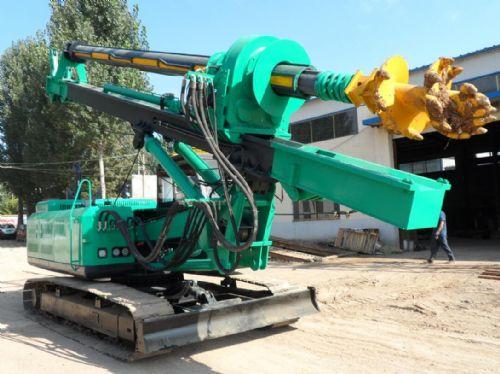 新款旋挖钻机