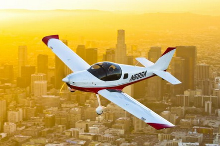 Sicomin先进的环氧树脂在'Sling'系列飞机中达到新高度