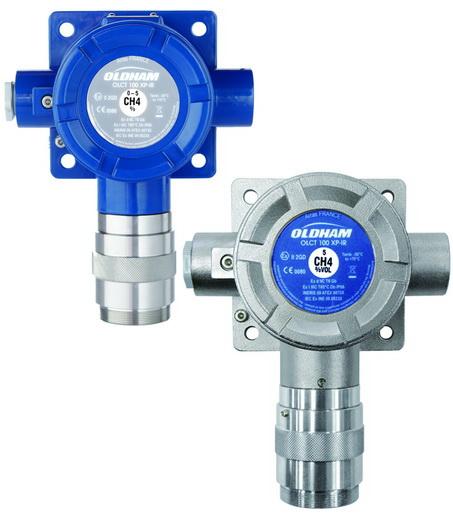 OLCT 100气体检测仪针对制冷剂和SF6气体推出新的红外传感器