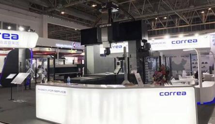 尼古拉斯克雷亚在上海CCMT展会:机床行业的创新与数字化