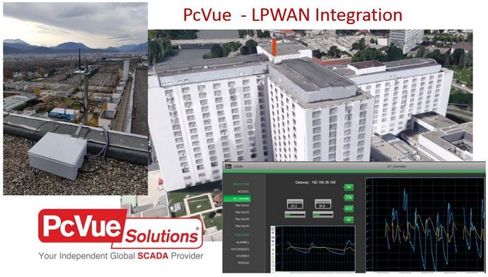 Adeunis和ARC Informatique携手为法国格勒诺布尔阿尔卑斯大学医院创建集成物联网的楼宇管理系统解决方案