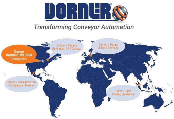 FlexMove和Geppert-Band将与Dorner合并,品牌统一将给输送系统自动化领域带来新活力