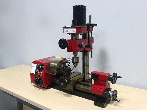 通用技术小型多功能机床  创客工具机床