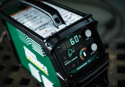 伊萨推出新款CUTMASTER™ 60I等离子切割机