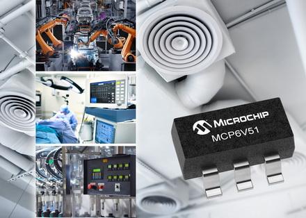 新型45V零漂移运算放大器提供超高精度和EMI滤波