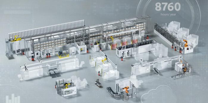 全球领先柔性自动化方案供应商Fastems正式在华设立子公司