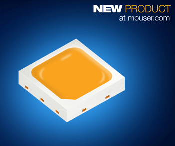 Osram Osconiq S 3030 QD LED 创新量子点技术让LED更高效
