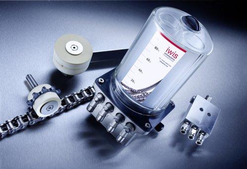 德国伊维氏推出最新润滑系统以延长链条使用寿命