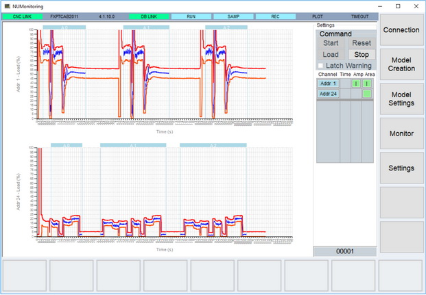 NUM 新软件新功能为 CNC 自动生产线提供低成本的过程监控