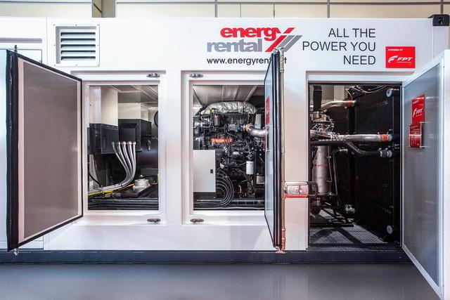 创新与可持续性:FPT INDUSTRIAL、ENERGY RENTAL、 SICES和RIELLO UPS 推出了一种新型零排放发电系统